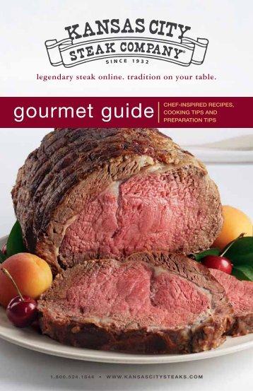 gourmet guide - QVC.com