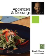 Appetizers & Dressings - QVC.com