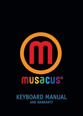 KEYBOARD MAnuAl - QVC.com