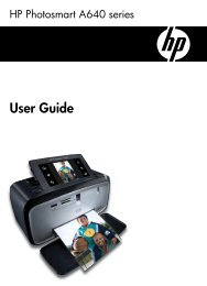 User Guide - HP