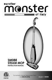 SM088 STEAM MOP - QVC.com