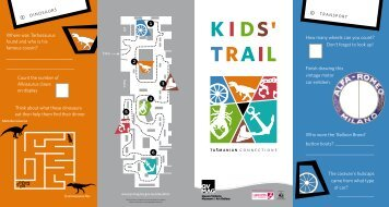 Download the Kids Trail brochure