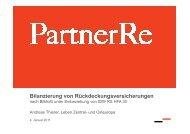 Bilanzierung von Rückdeckungsversicherungen - QX-Club Köln