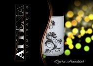 Attena - Catálogo 2011 - Linha Arandelas