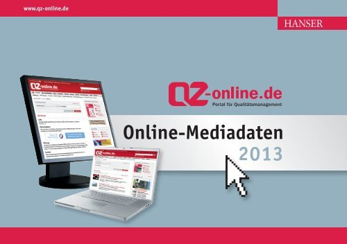 Online-Mediadaten 2013 - QZ-online.de