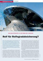 Reif für Reifegradabsicherung? - QZ-online.de