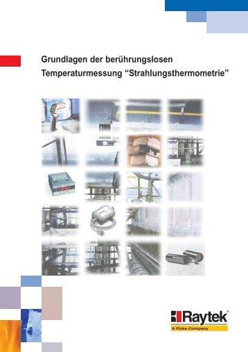 Grundlagen der berührungslosen Temperaturmessung - QZ-online.de