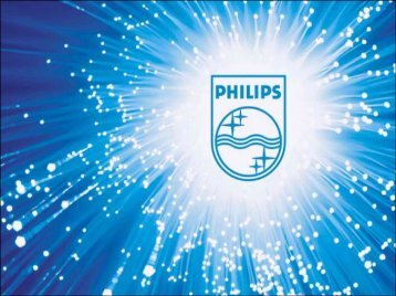 PDF (138 Kb) - Philips