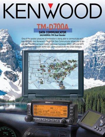 TM-D700A - ComDaC