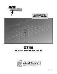 40-Meter-Mini-MOXON-Beam-Antenna pdf - Iw5edi com