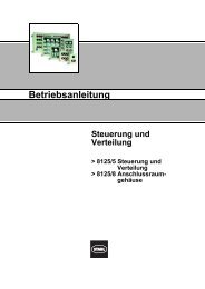 Betriebsanleitung - r. stahl