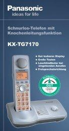KX-TG7170