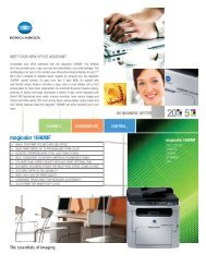 magicolor 1690MF - R3 Business Solutions