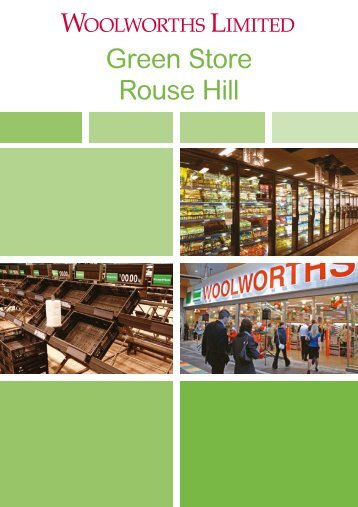 Green Store Rouse Hill - 3 Pillars Network