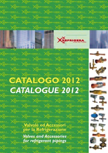 2011 CATALOGO 2012 CATALOGUE 2012