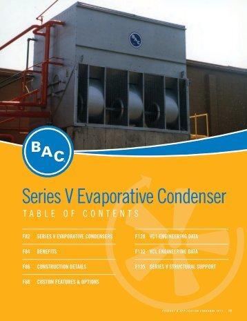 BAC's Series V