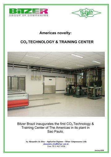 CO2 TECHNOLOGY & TRAINING CENTER