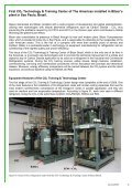 CO2 TECHNOLOGY & TRAINING CENTER - Page 2