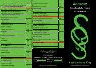 Reiserecht-Broschüre - Rechtsanwälte Kotz