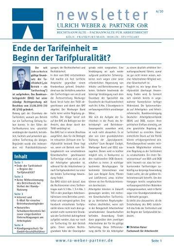 Weber Und Partner 14 u 3585 12 weber und partner