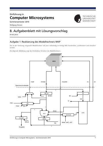 8. Lösung - Ra.informatik.tu-darmstadt.de