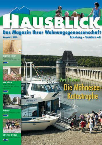 Von Haus zu Haus - Arnsberger Wohnungsbaugenossenschaft eG