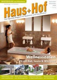 Haus+Hof - RAAB Baugesellschaft mbH & Co. KG