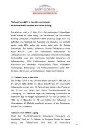 Tiefbau-Foren 2013 - Raab Karcher