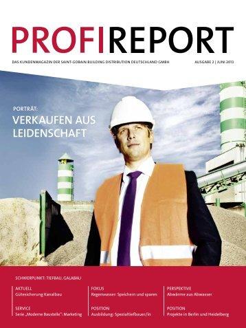 Profireport 02/13 - Raab Karcher