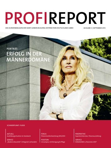 Profireport 03/13 - Raab Karcher