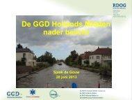 RDOG nader belicht Leiderdorp presentatie 26 juni 2013