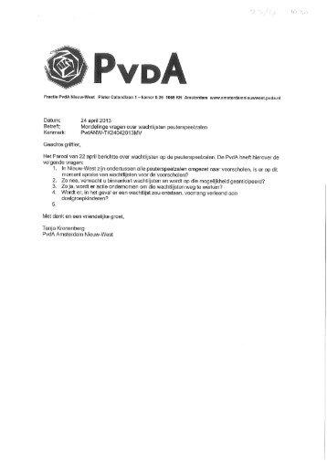 mv pvda wachtlijsten peuterspeel_1.pdf - Deelraad Nieuw-West