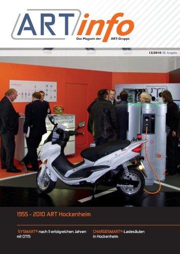1955 - 2010  ART Hockenheim - ART Antriebs- und Regeltechnik ...