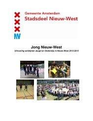 Jong Nieuw-West.pdf - Deelraad Nieuw-West