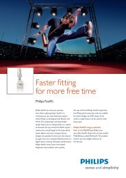 Faster fitting for more free time - Raan-UV Systems