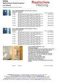 Katalog Badheizkörper Design-Programm von Arbonia - Seite 4