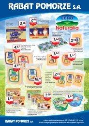 Oferta handlowa ważna od 25.10 do 05.11.2010r., jeżeli nie wystąpił ...