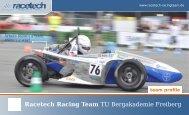 The Team - racetech