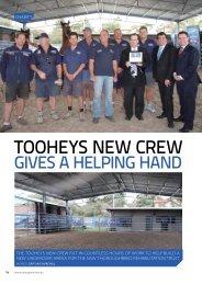 Tooheys New Crew - Racing NSW