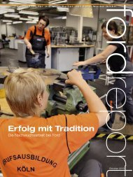 Erfolg mit Tradition - Ford