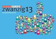 Jahresbericht 2013 der Verbraucherzentrale Euskirchen