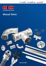 Manual Tehnic - Raccorderie Metalliche S.p.A.