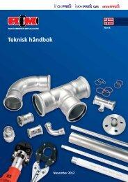 Teknisk håndbok - Raccorderie Metalliche S.p.A.