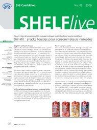 Drinkfit : snacks liquides pour consommateurs nomades