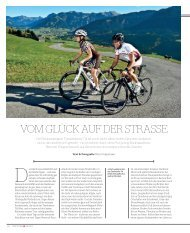Vom Glück auf Der StraSSe - Rad-Marathon Tannheim
