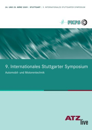 9. Internationales Stuttgarter Symposium - ATZlive