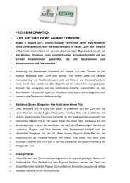 Eine virtuelle Erfolgsgeschichte - Radeberger Gruppe KG