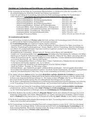 Merkblatt zur Vorbereitung und Durchführung von ... - Radebeul