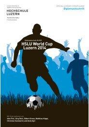 HSLU World Cup Luzern 2014