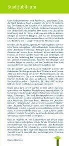 Das Festprogramm - Radebeul - Seite 3